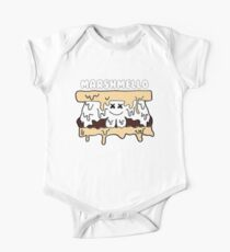 Marshmello Smore! One Piece - Short Sleeve