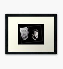 Partners Framed Print