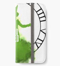 Böse - keine gute Tat iPhone Flip-Case/Hülle/Klebefolie