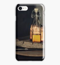 Bread, oil and... iPhone Case/Skin