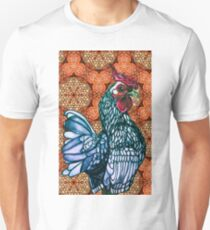 The Funky Chicken. Unisex T-Shirt