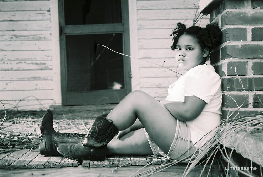 Little Girl by whatseesme
