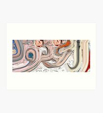 Al Ghafoor Art Print