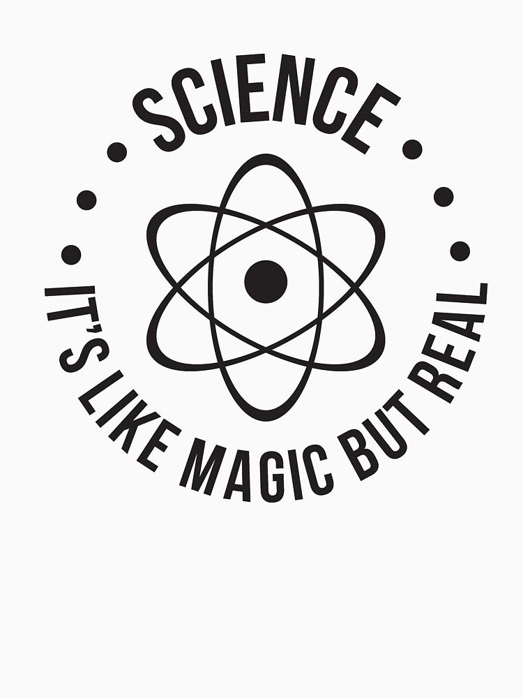 «SCIENCE: C'est comme par magie, mais réel» par RedYolk