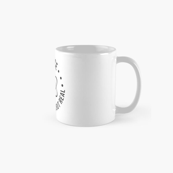 SCIENCE: It's Like Magic, But Real Classic Mug
