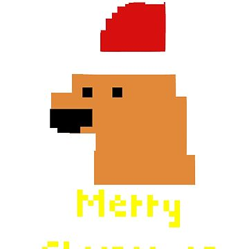M M M MERRY CHRISTMAS! by JackCuddihy