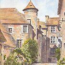Carennac, France by FranEvans