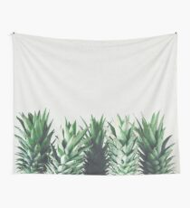 Pineapple Leaves Wall Tapestry