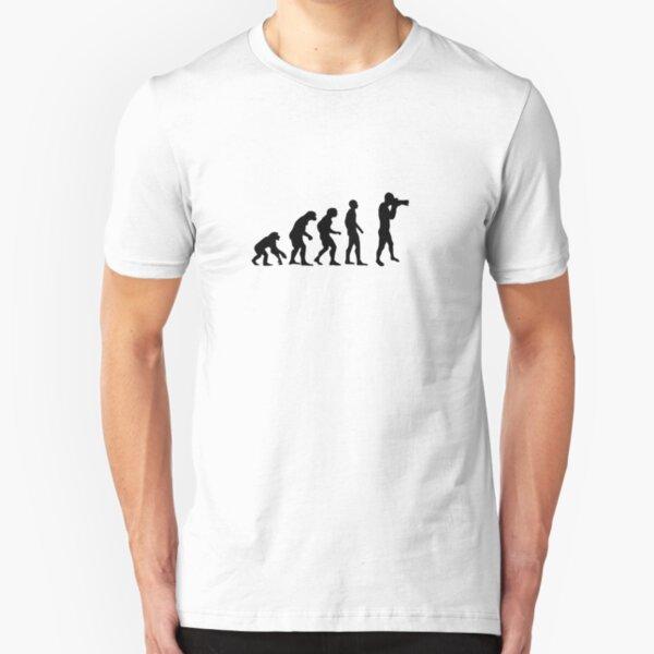 Photographer evolution Slim Fit T-Shirt