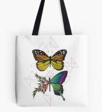 Papiliones Tote Bag