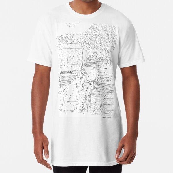beegarden.works 005 Long T-Shirt