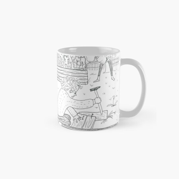 beegarden.works 005 Classic Mug