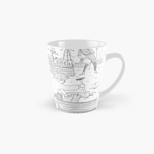 beegarden.works 005 Tall Mug
