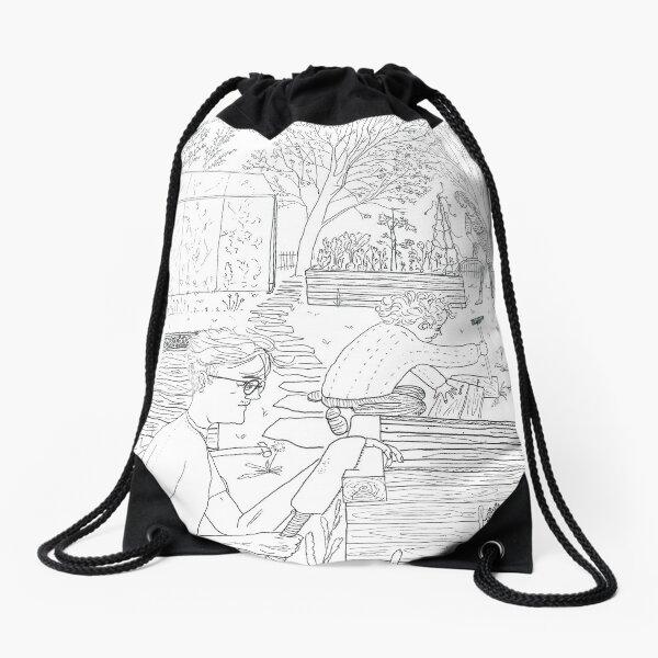 beegarden.works 005 Drawstring Bag