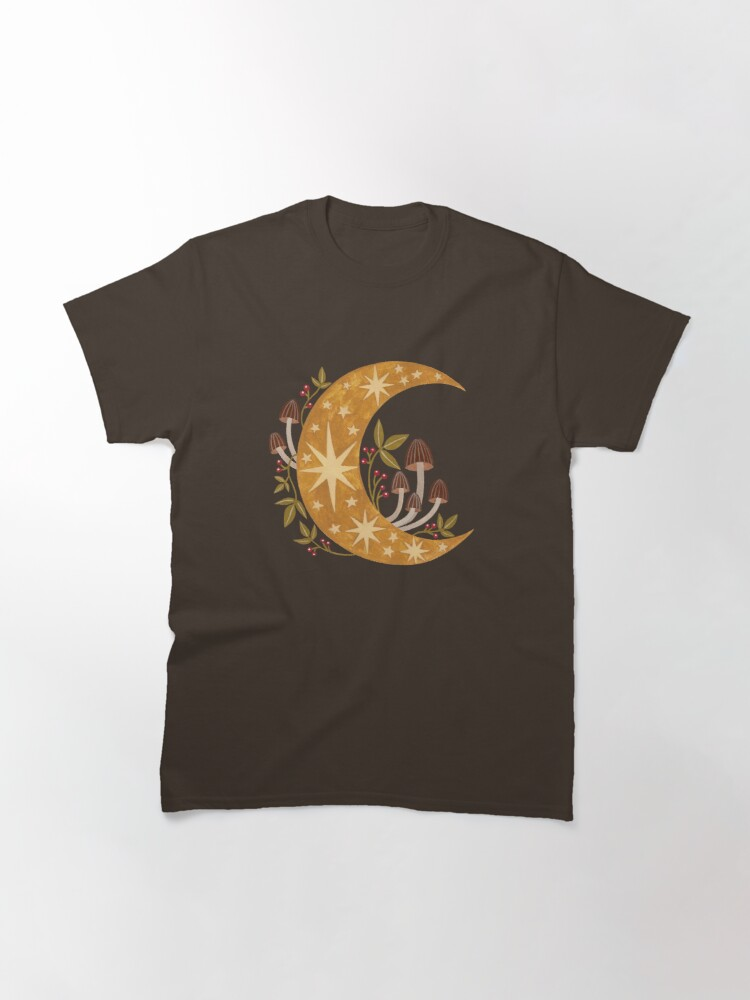 Alternate view of Forest moon Classic T-Shirt