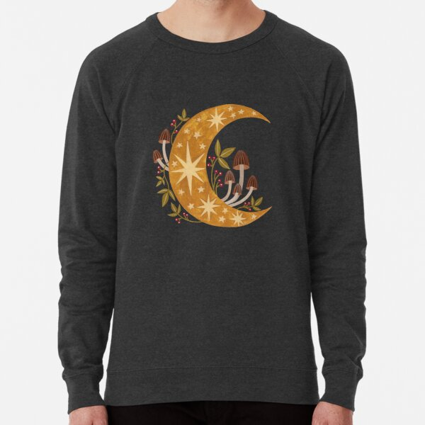 Forest moon Lightweight Sweatshirt