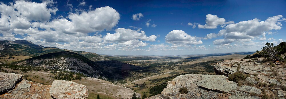 Marmot Rock by bhejkal