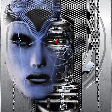 robotic future b by shadowlea