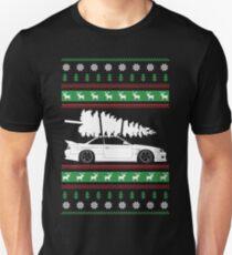 Christmas Nissan Silvia s14 Kouki Unisex T-Shirt