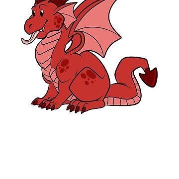 Dragon by GatorBites