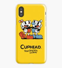 Cuphead & Mugman iPhone Case/Skin