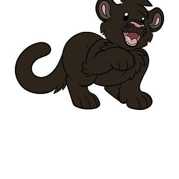 Panther by GatorBites