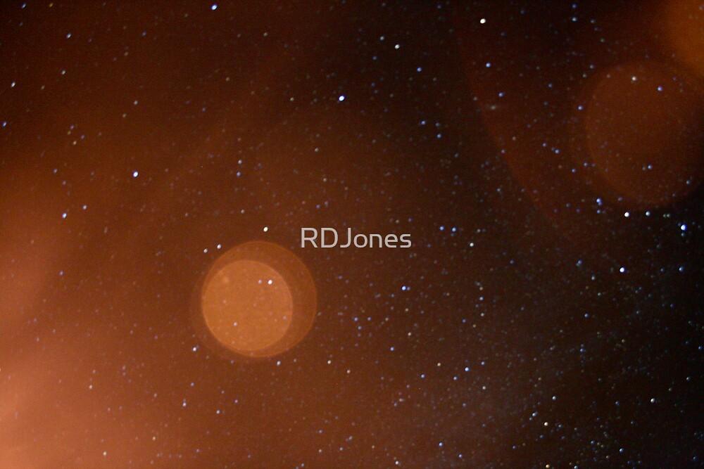 Red Stars by RDJones