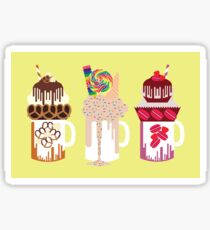 Dessert Mega Shakes Sticker