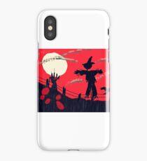 Halloween scarey iPhone Case/Skin