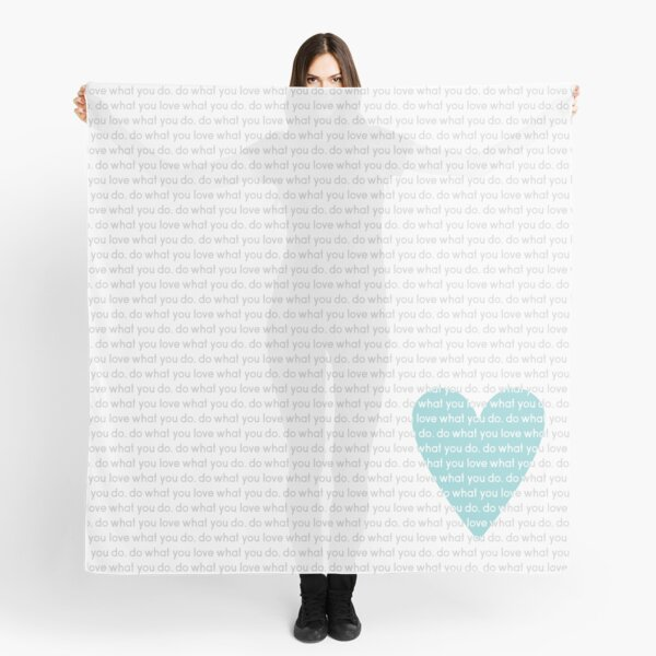 Do What You Love News Scarf