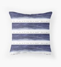 ACOMAF Quote Throw Pillow