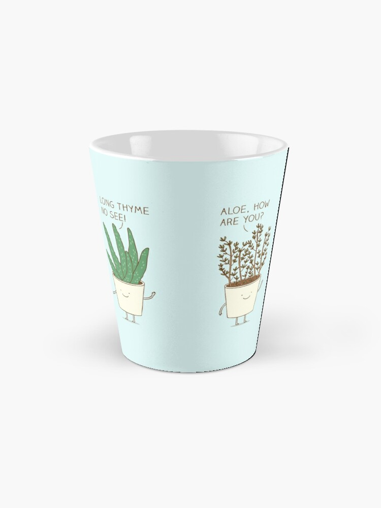 Alternate view of garden etiquette Mug