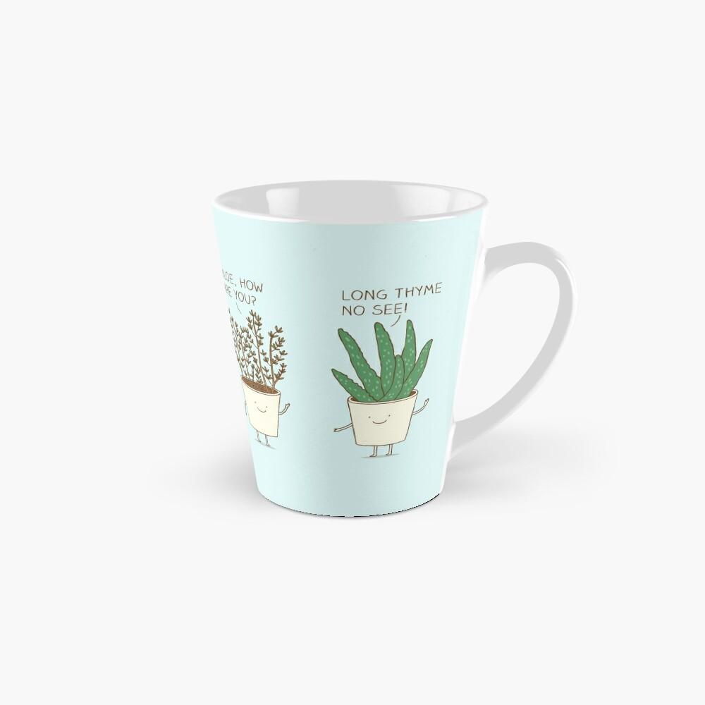 garden etiquette Mug