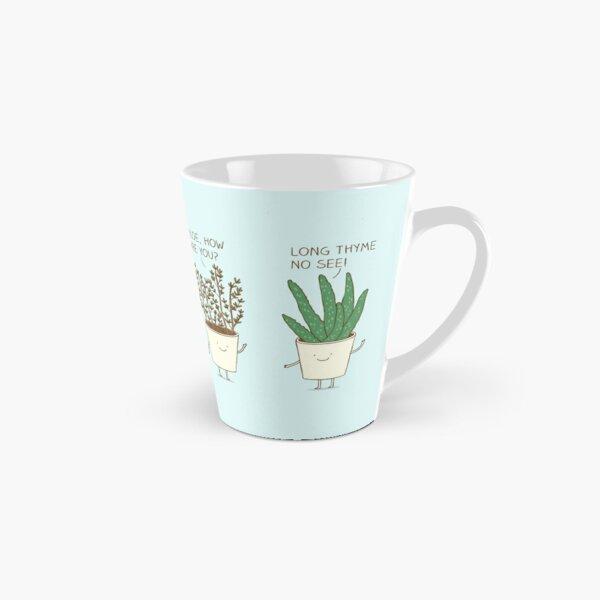 garden etiquette Tall Mug