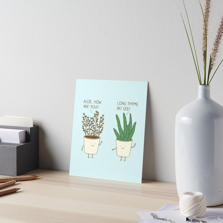 «etiqueta de jardín» de Milkyprint