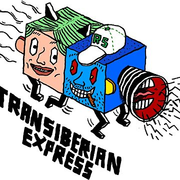 TRANSIBERIAN EXPRESS RADIO (official) by radioboy
