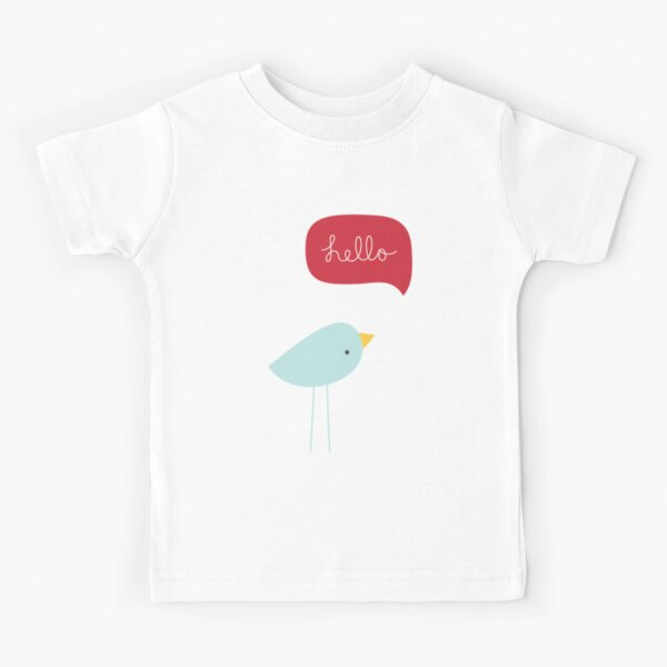 Hello Birdie Kids T-Shirt