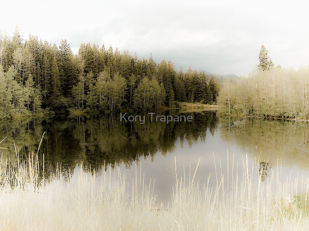 Tranquility by Kory Trapane