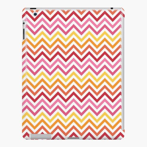 Rainbow Chevron #1 iPad Snap Case