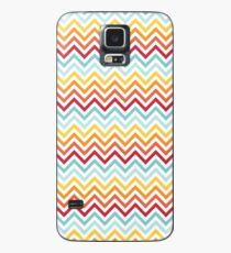 Rainbow Chevron #2 Case/Skin for Samsung Galaxy