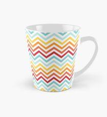 Rainbow Chevron #2 Tall Mug