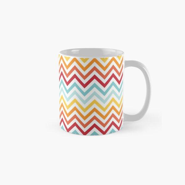 Rainbow Chevron #2 Classic Mug