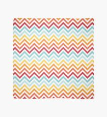 Rainbow Chevron #2 Scarf
