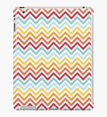 Rainbow Chevron #2 iPad Case/Skin