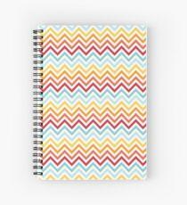 Rainbow Chevron #2 Spiral Notebook