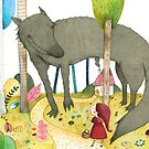 Red Ridinghood by Judith Loske