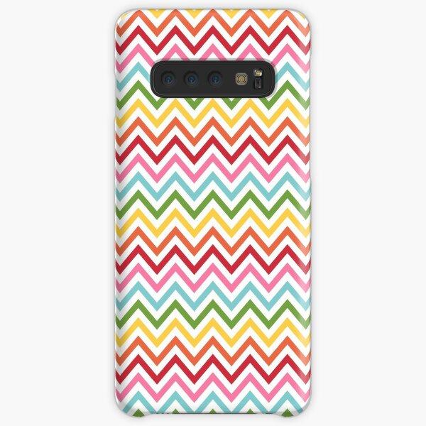 Rainbow Chevron #3 Samsung Galaxy Snap Case