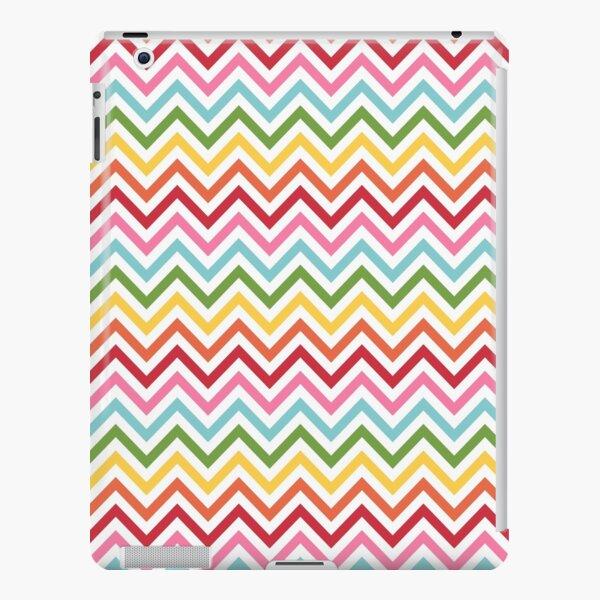 Rainbow Chevron #3 iPad Snap Case