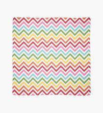 Rainbow Chevron #3 Scarf