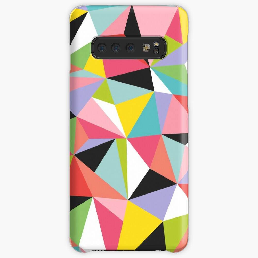 Geo Jane Case & Skin for Samsung Galaxy